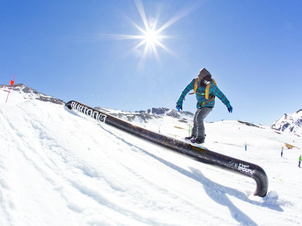 Esquí en Navidad