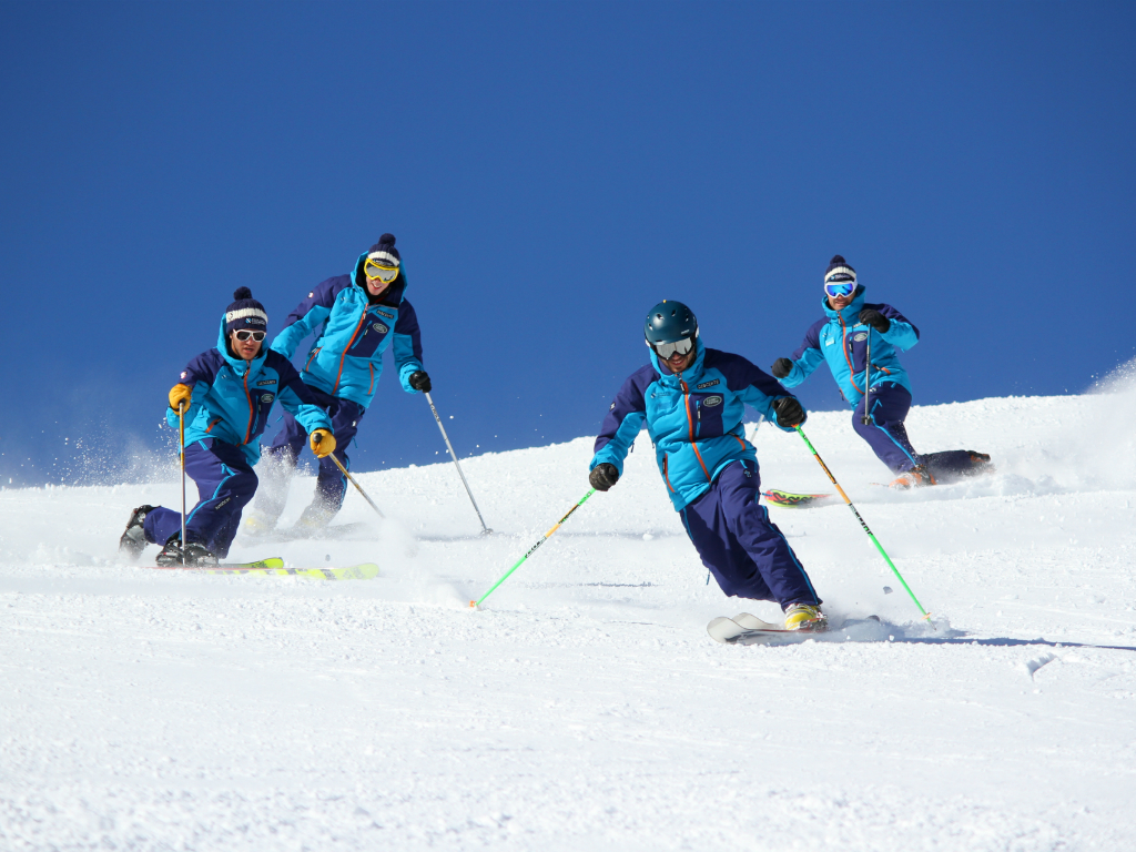 Esquí en Semana Santa