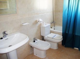 Baño España Costa Azahar Alcoceber Apartamentos Madeira 3000