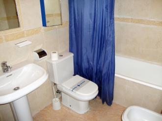 bain Espagne Costa del Azahar ALCOSSEBRE Appartements Madeira 3000