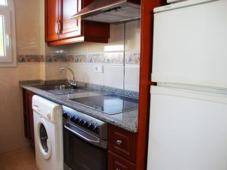 Kitchen Espagne Costa del Azahar ALCOSSEBRE Appartements Madeira 3000