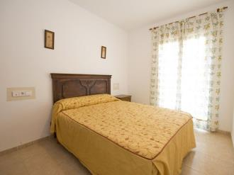 chambre Espagne Costa del Azahar ALCOSSEBRE Appartements Madeira 3000