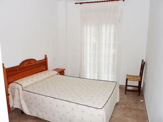 Dormitorio España Costa Azahar Alcoceber Apartamentos Madeira 3000