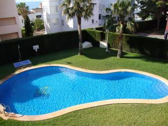 Piscina España Costa Azahar Alcoceber Apartamentos Madeira 3000
