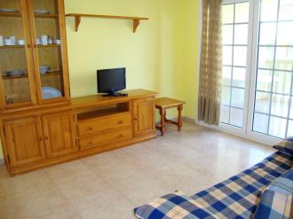 Salón España Costa Azahar Alcoceber Apartamentos Madeira 3000