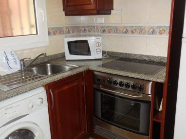 Kitchen Appartements Madeira 3000 ALCOSSEBRE