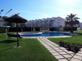 Piscina España Costa Azahar Alcoceber Apartamentos Alcalá Blau 3000