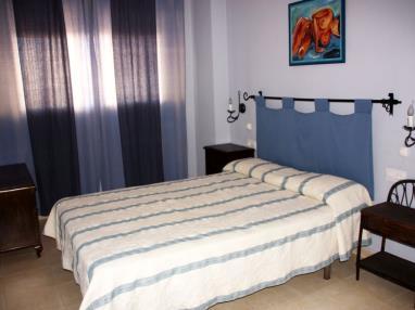 Dormitorio España Costa Azahar Alcoceber Apartamentos Alcalá Blau 3000