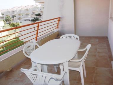 Terraza España Costa Azahar Alcoceber Apartamentos Alcalá Blau 3000