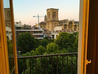 Balcón España Andalucía Granada Apartamentos Trinidad Deluxe 3000