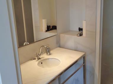 Baño Apartamentos Trinidad Deluxe 3000 Granada