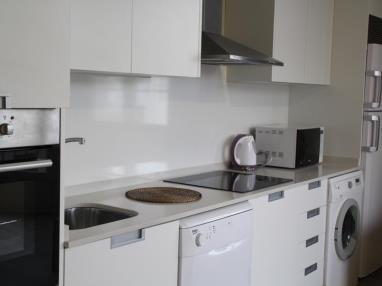 Cocina España Andalucía Granada Apartamentos Trinidad Deluxe 3000