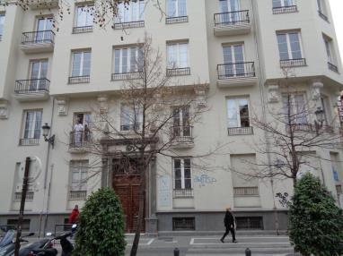 Fachada Verano Apartamentos Trinidad Deluxe 3000 Granada