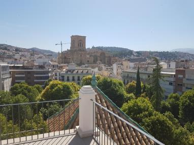 Vistas España Andalucía Granada Apartamentos Trinidad Deluxe 3000