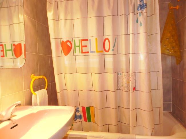 Baño Apartamentos Jaca 3000 Jaca