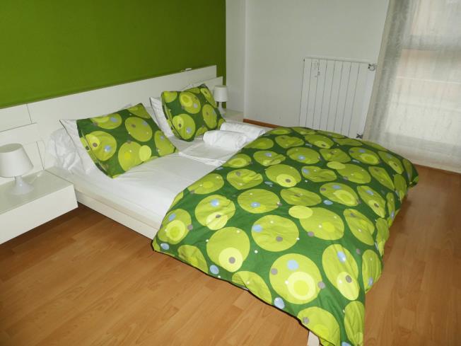Dormitorio Apartamentos Jaca 3000 Jaca