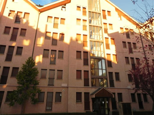 Façade Winte Appartements Jaca 3000 JACA