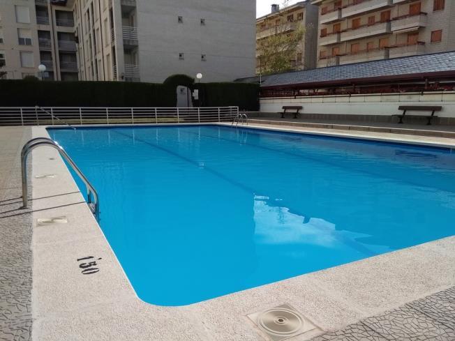 Piscina Apartamentos Jaca 3000 Jaca