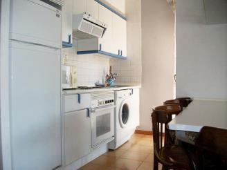 Kitchen Espagne Pyrenées Aragonaises JACA Appartements Jaca 3000