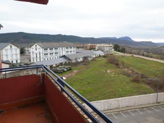 Balcony Espagne Pyrenées Aragonaises JACA Appartements Jaca 3000