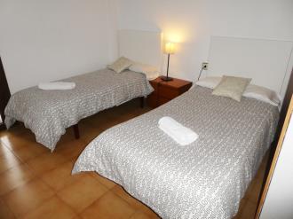 chambre Espagne Pyrenées Aragonaises JACA Appartements Jaca 3000
