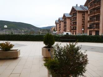 Espagne Pyrenées Aragonaises JACA Appartements Jaca 3000