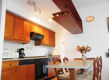 Cocina Apartamentos Jaca 3000 Jaca