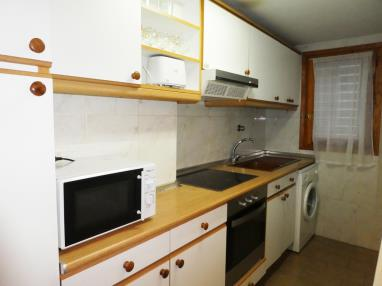 Cocina España Pirineo Aragonés Jaca Apartamentos Jaca 3000