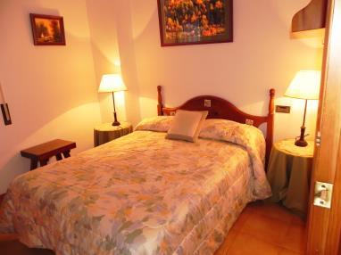 Dormitorio España Pirineo Aragonés Jaca Apartamentos Jaca 3000