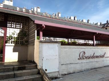 Fachada Verano España Pirineo Aragonés Jaca Apartamentos Jaca 3000
