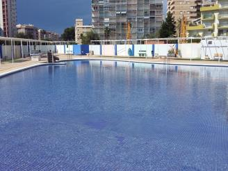 Piscina España Costa Azahar Oropesa del mar Apartamentos Mar de Oropesa 3000