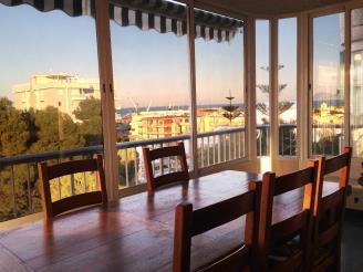 Terraza España Costa de Valencia Gandia Apartamentos Gandia Low Cost sin piscina 3000