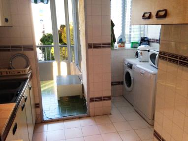 Cocina Apartamentos Gandia Low Cost sin piscina 3000 Gandia