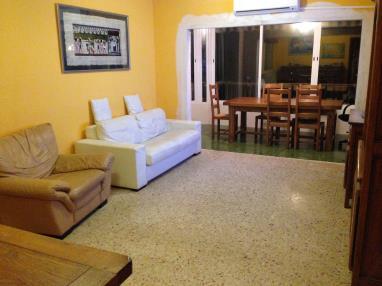 Salón comedor Apartamentos Gandia Low Cost sin piscina 3000 Gandia