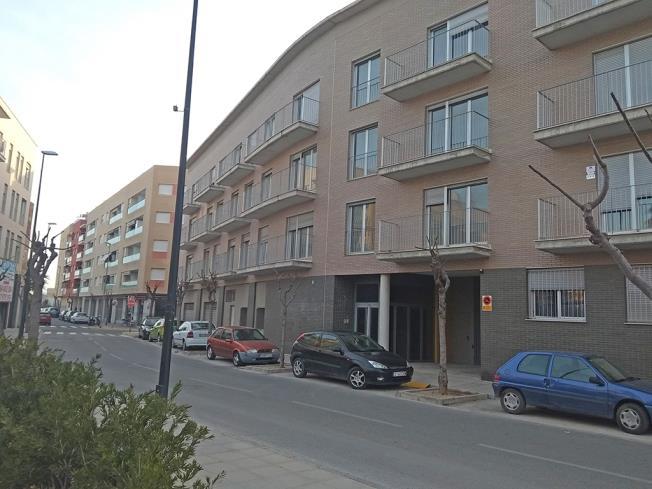 Fachada Invierno Apartamentos Benicarlo Centro 3000 con piscina Benicarlo