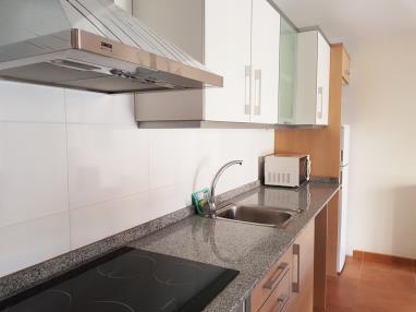 Cocina España Costa Azahar Benicarlo Apartamentos Benicarlo Centro 3000 con piscina