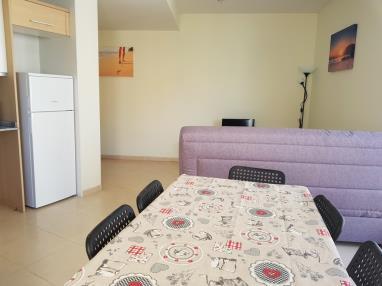 Salón comedor Apartamentos Benicarlo Centro 3000 con piscina Benicarlo