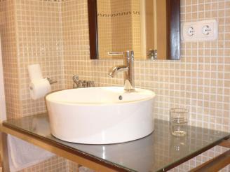 bain Andorre Vallnord ARANS Appartements Ordino 3000