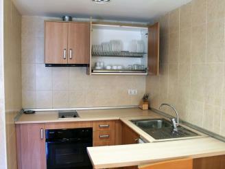 Kitchen Andorre Vallnord ARANS Appartements Ordino 3000