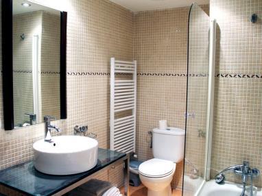 Baño Andorra Estación Vallnord Arans Apartamentos Ordino 3000