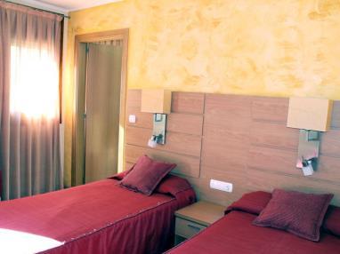 Dormitorio Andorra Estación Vallnord Arans Apartamentos Ordino 3000