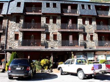 Fachada Verano Andorra Estación Vallnord Arans Apartamentos Ordino 3000
