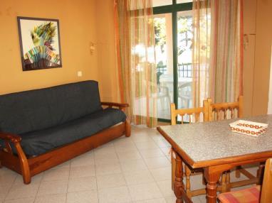 Salón comedor España Costa Azahar Alcoceber Apartamentos Sol y Mar 3000