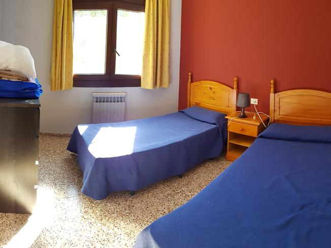 Dormitorio Apartamentos Arinsal 3000 La Massana
