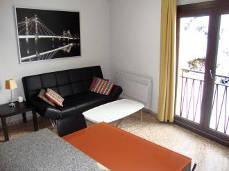 Salón comedor Andorra Estación Vallnord La Massana Apartamentos Arinsal 3000