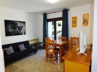 Salón Andorra Estación Vallnord La Massana Apartamentos Arinsal 3000
