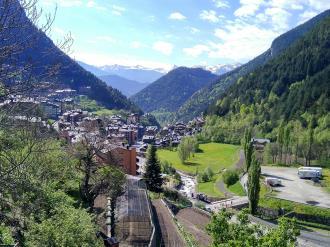 Vistas Andorra Estación Vallnord La Massana Apartamentos Arinsal 3000