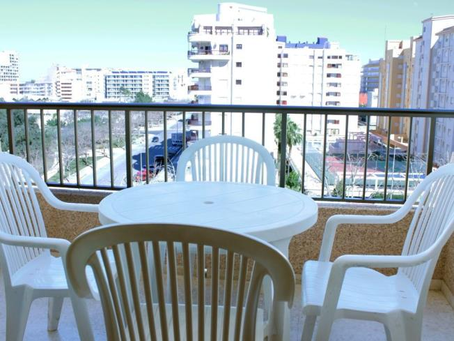 Terraza Apartamentos Jardines de Gandia VI-VIII  3000 Gandia