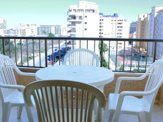 Terraza España Costa de Valencia Gandia Apartamentos Jardines de Gandia VI-VIII  3000