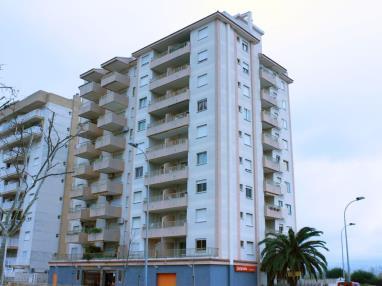 Fachada Invierno España Costa de Valencia Gandia Apartamentos Jardines de Gandia VI-VIII  3000
